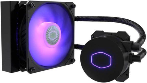 Cooler Master MasterLiquid ML120L V2 RGB черный/RGB