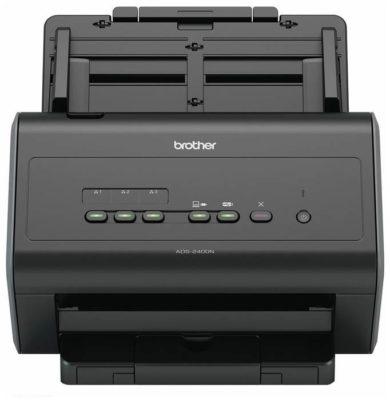 Brother ADS-2400N черный