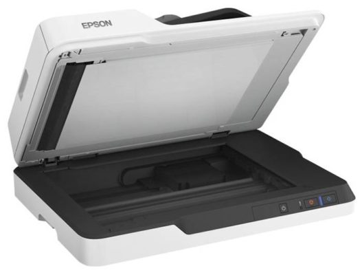 Epson WorkForce DS-1630 белый/черный