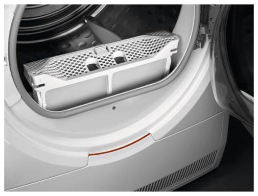 AEG T8DEE48S белый