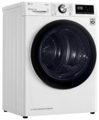 LG DC90V9V9W белый