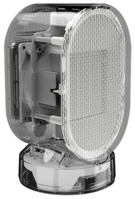 Viomi Desktop Heater белый/оранжевый