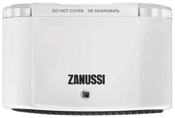 Zanussi ZFH/C-408 белый/черный