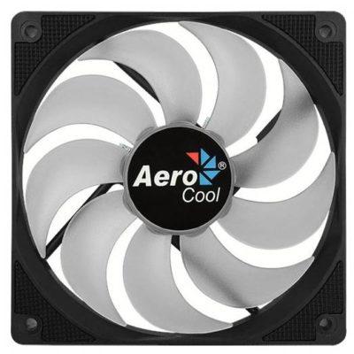 AeroCool Motion 12 Plus черный/синий/синяя подсветка 1 шт.