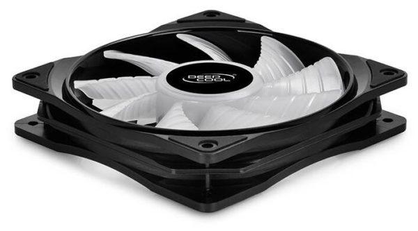 Deepcool RF 120 черный/белый/RGB 3 шт.